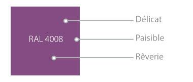 belton ral 4008 violet signalisation